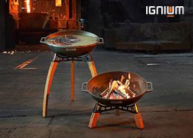 Pressemeldung-IGNIUM-Grill-und-Feuerschale-Fondium-neue-Wege