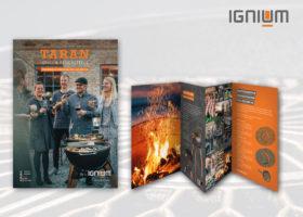 IGNIUM-TARAN-Grill-und-Feuerstelle-Broschuere